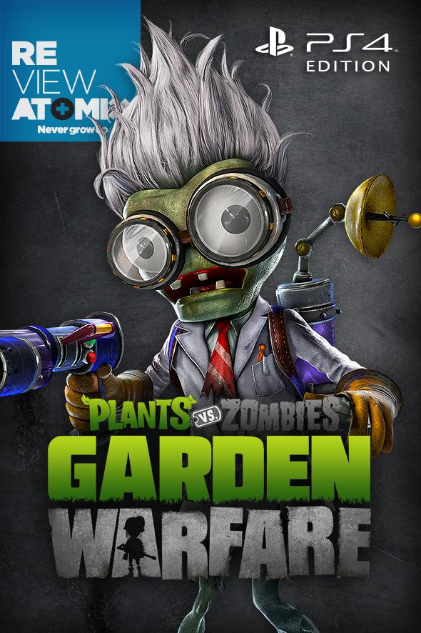 Review - Plants vs Zombies: Garden Warfare (PlayStation)