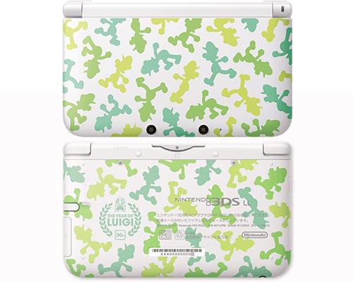 3DSXL_Luigi