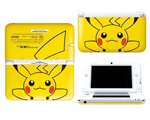 3DSXL_Pikachu