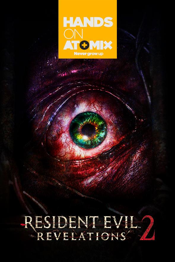 TGS 2014 - HANDS ON: RESIDENT EVIL REVELATIONS 2