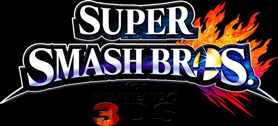 Logo_Smash 3DS