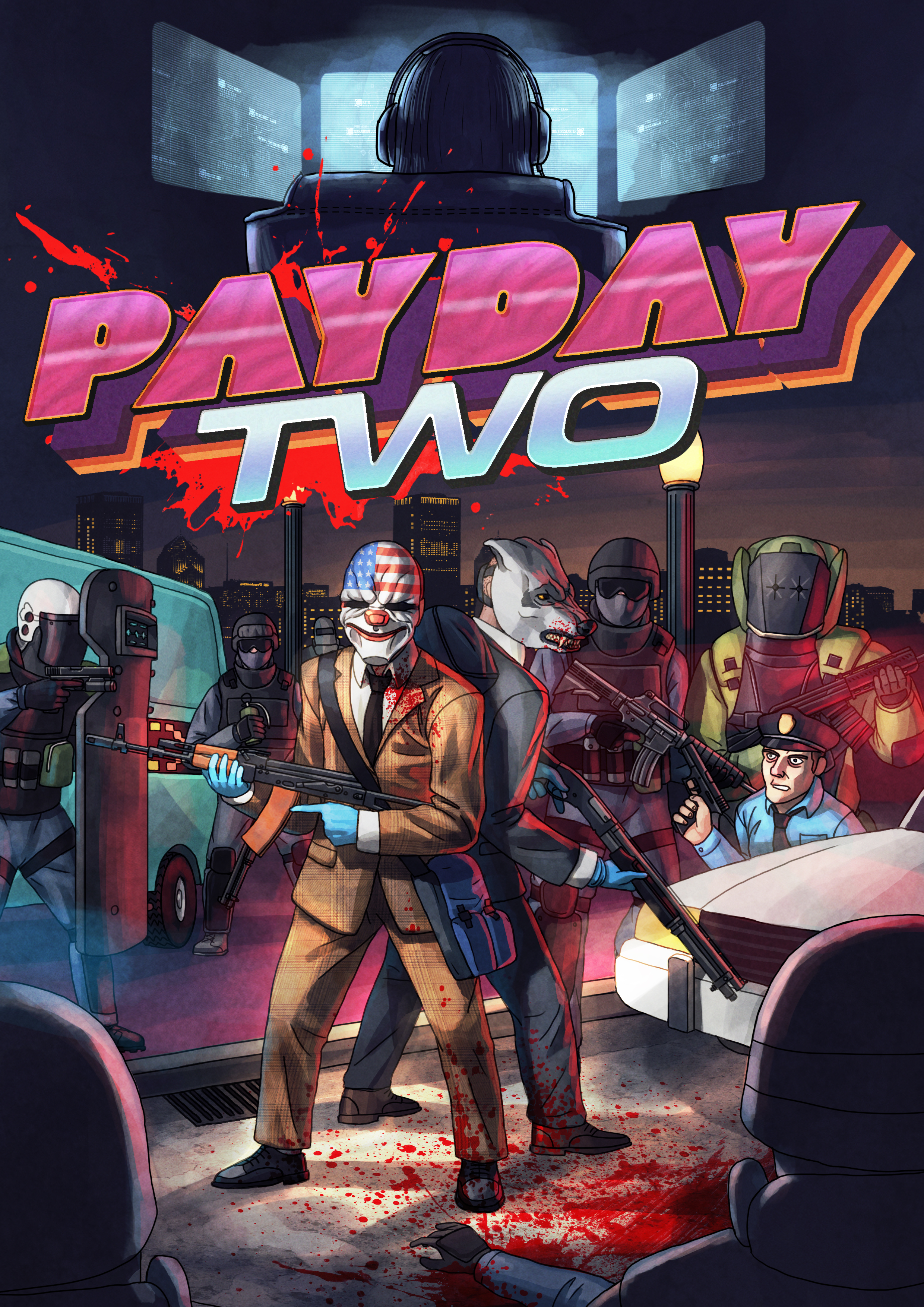 PAYDAY2_HotlineMiami