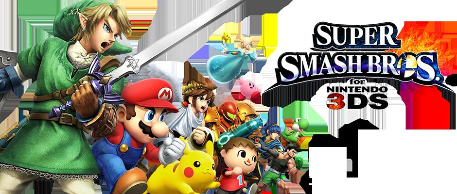 SmashBros3DS_Cast