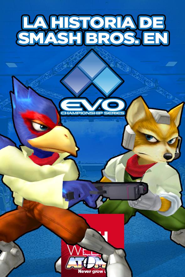 Smash Bros EVO