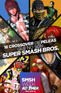 16crossoversdepeleas