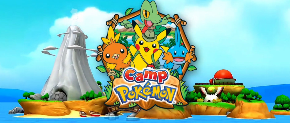 CampPokemon