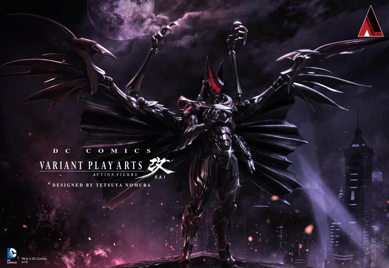 Final-Fantasys-Tetsuya-Nomura-reimagines-Batman-2