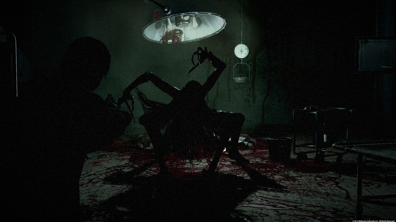 Review The Evil Within Atomix