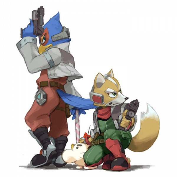 falco-fox-smash-bros