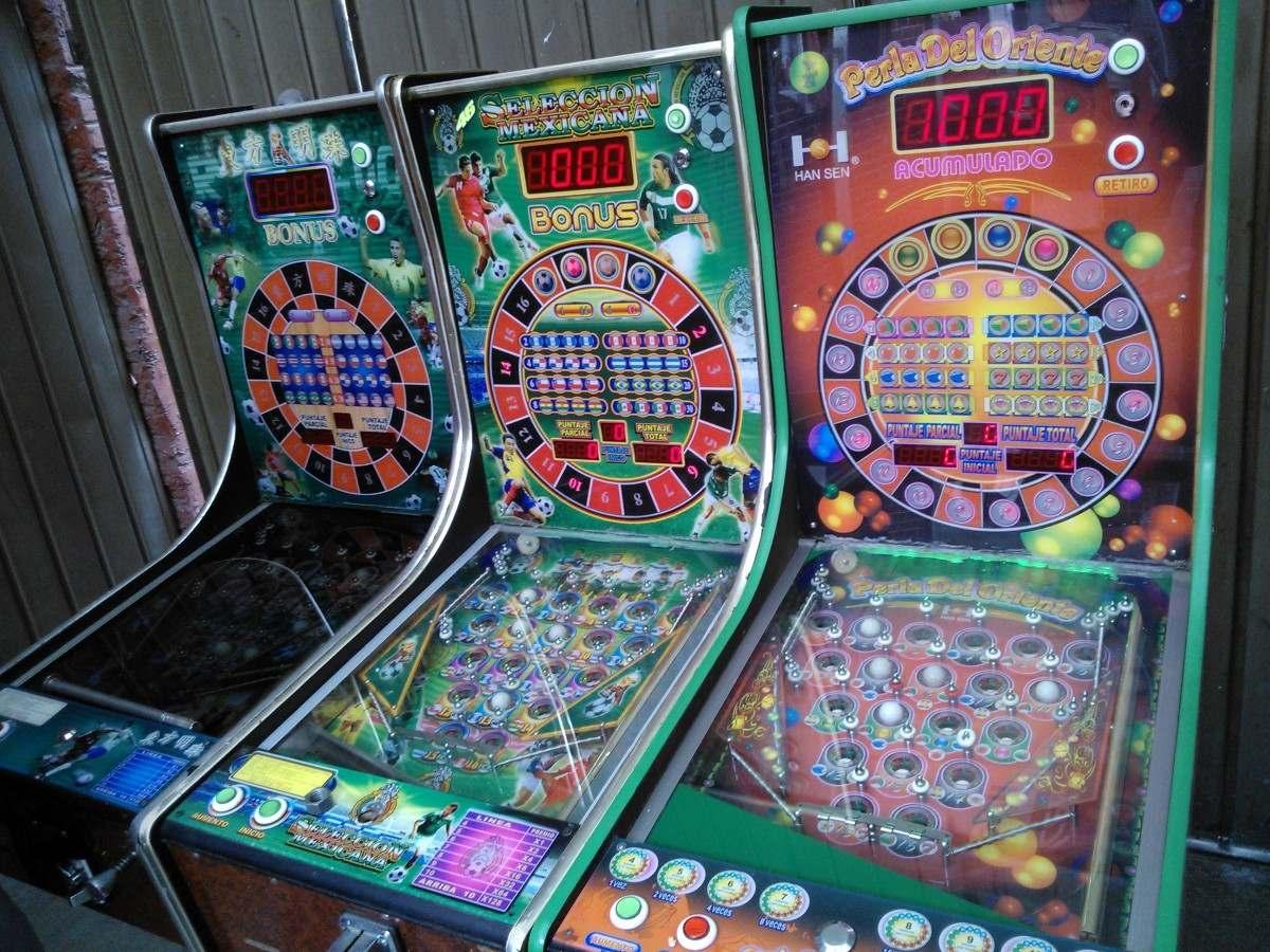 Juegos Maquinas Tragamonedas