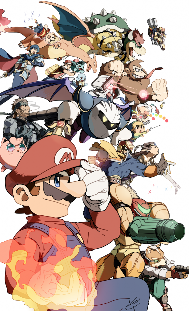 super-smash-bros-fan-art
