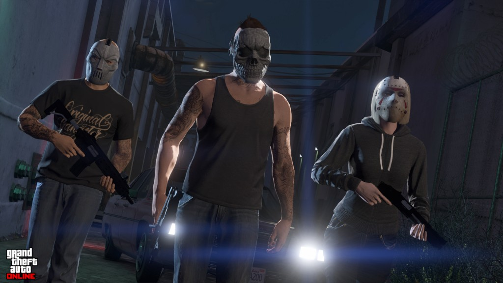 Review Grand Theft Auto V Playstation 4 Y Xbox One Atomix