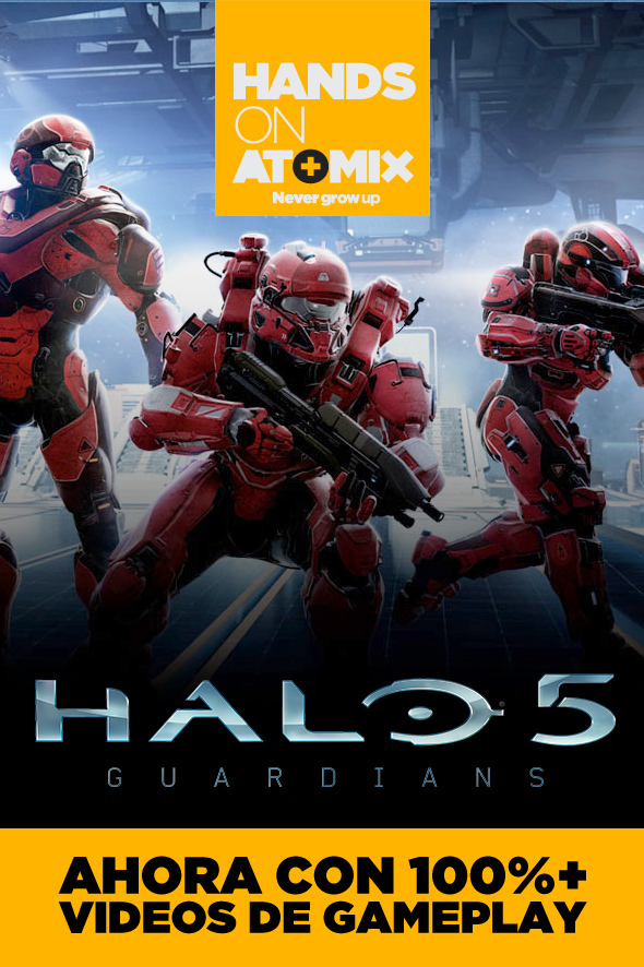 HANDS ON: Halo 5 Guardians Multiplayer Beta | Atomix