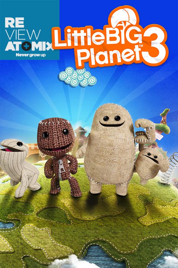 Review_LittleBigPlanet