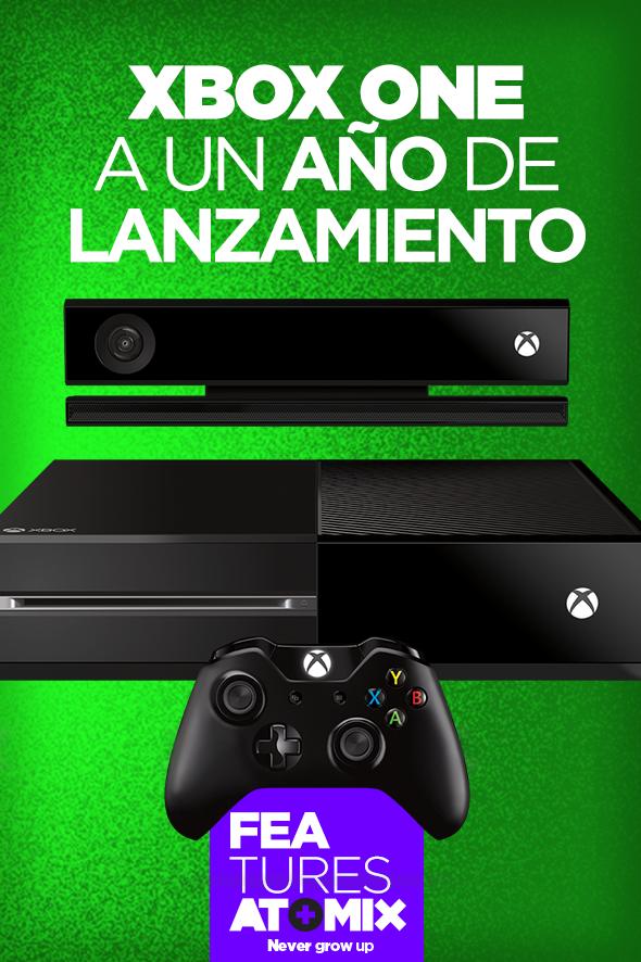 Feature: Xbox One a un año de su lanzamiento