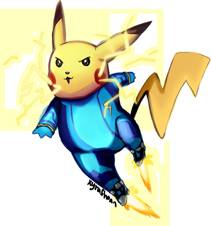 ZeroSuit_Pikachu