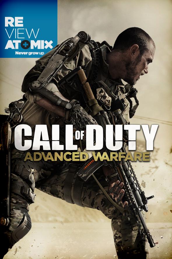 Review: Call of Duty Advanced Warfare