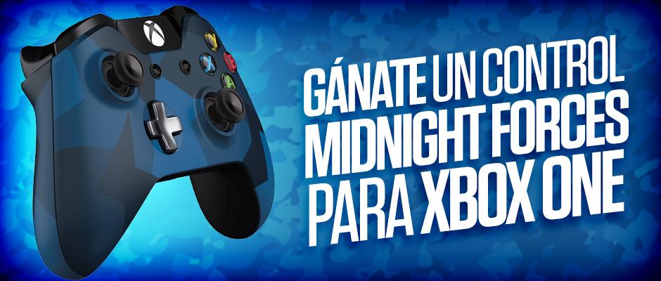 Atomix Gana un Control Xbox One