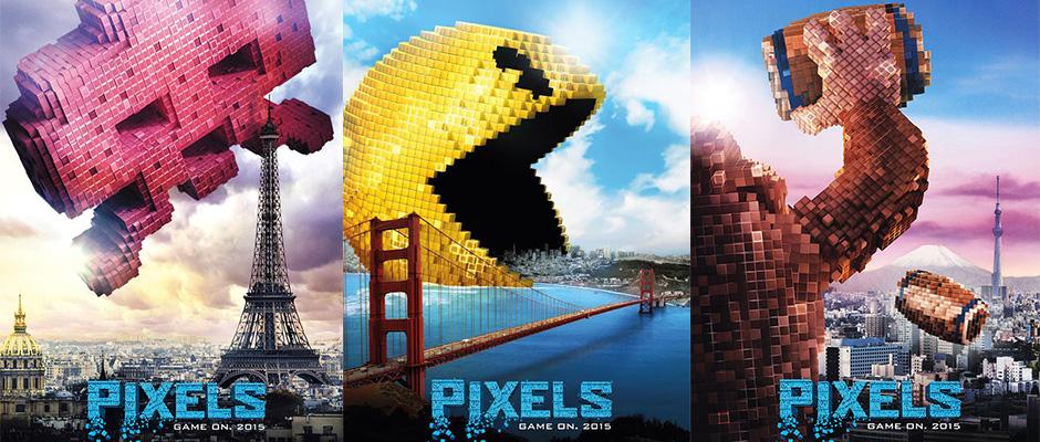 PixelsPosters