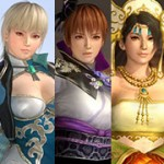 Warriors Orochi 3 Ultimate costumes