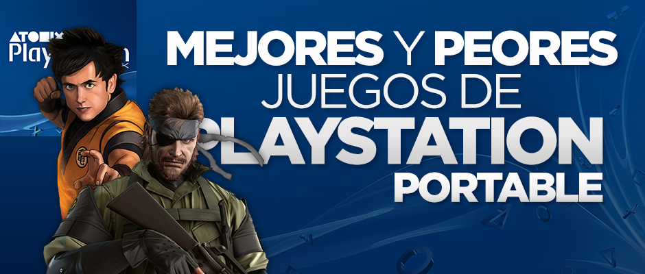 atomix_playstation_week_mejores_peores_juegos_ps_portable_dragon_ball_evolution_metal_gear
