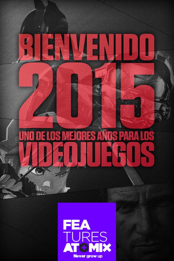 atomix_poster_feature_bienvenido2015_videojuegos_uncharted_batman_halo_zelda