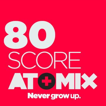 calificacion 80 Atomix