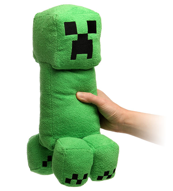 creeper-plush