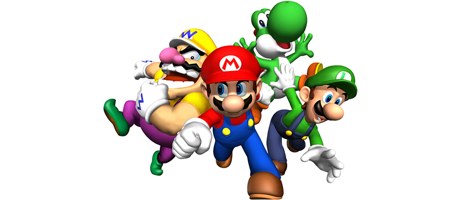 mario-and-friends