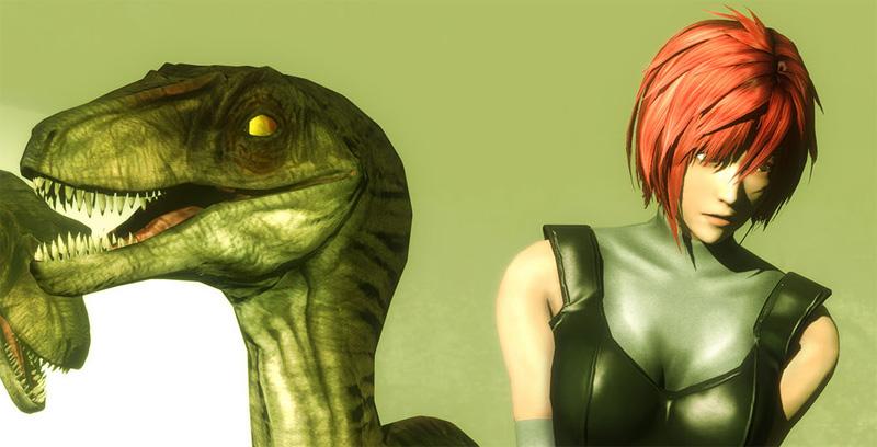 regina-dino-crisis-dinosaurio