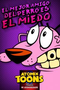 Atomix Toons Feature El mejor amigo del perro es el miedo