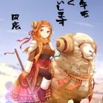 año-nuevo-anime-Kanojo-ga-Flag-o-Oraretara