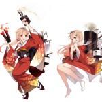 año-nuevo-anime-kantai-collection-2
