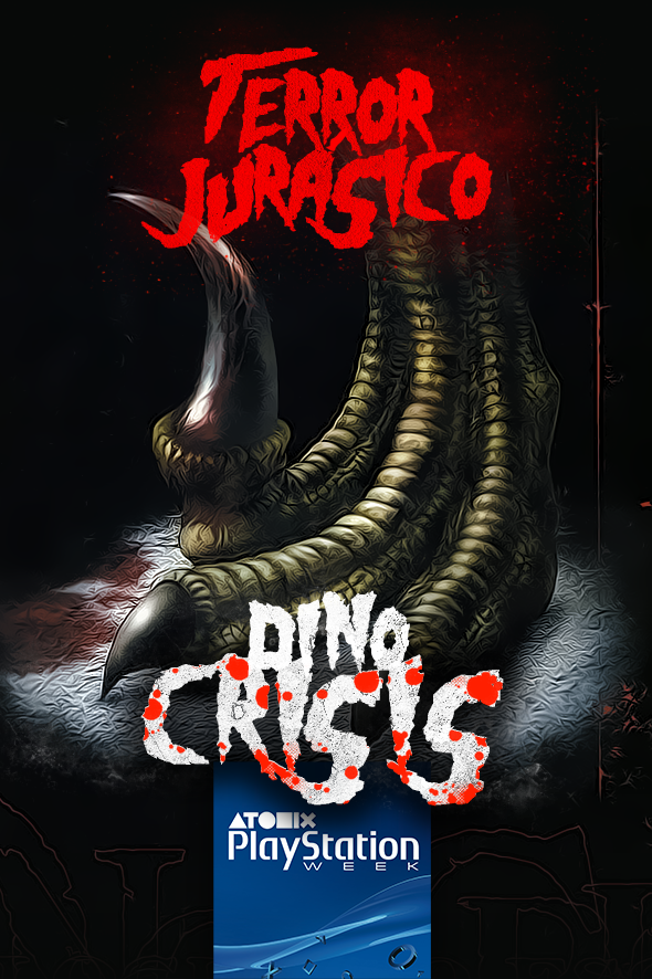 Terror Jurásico: Dino Crisis