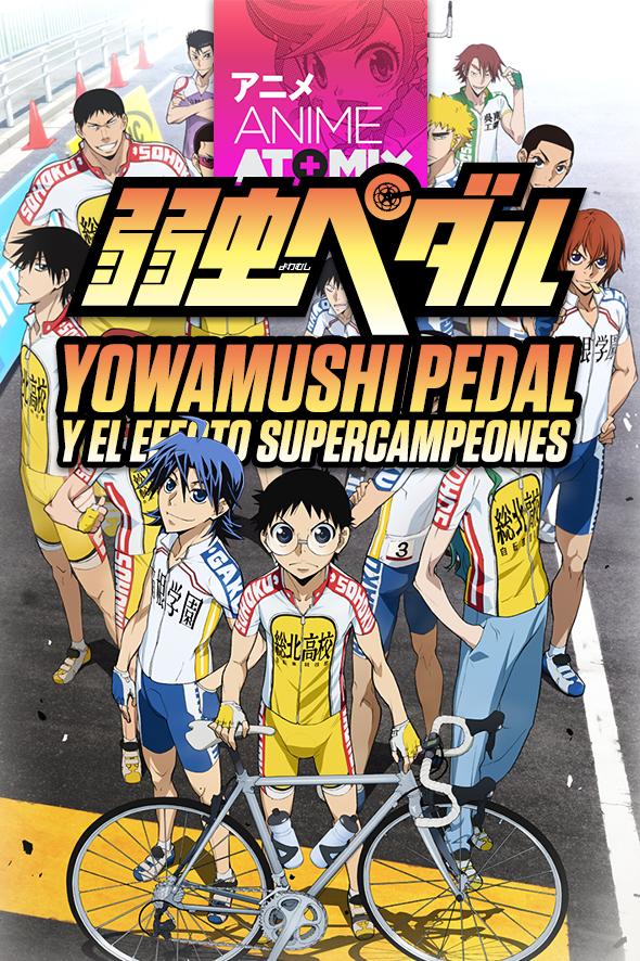 Atomix Anime Yowamushi Pedal