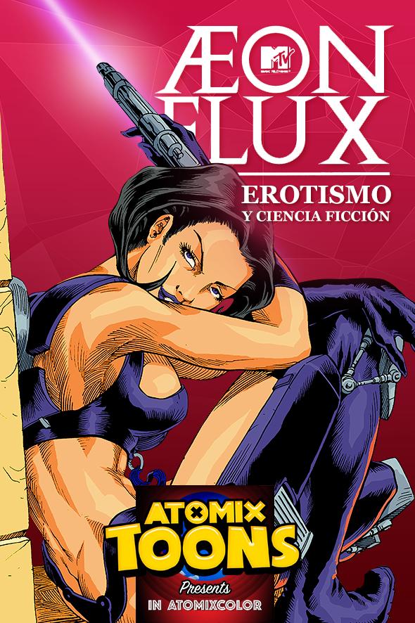atomix_toons_aeon_flux_mtv_erotismo_ciencia_ficcion
