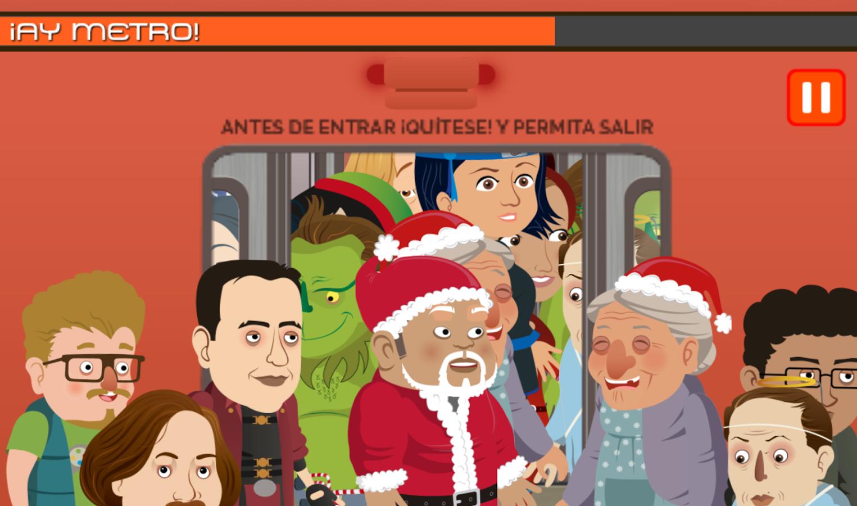 Ay, Metro