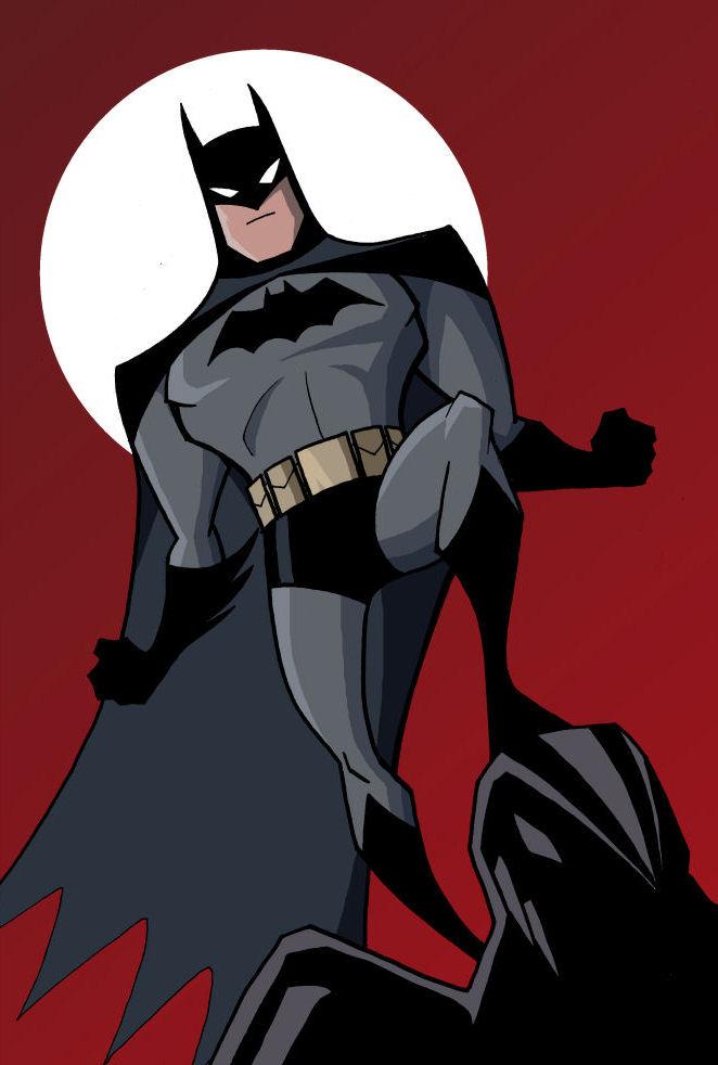 Batman-The-Animated-Series-lucianovecchio