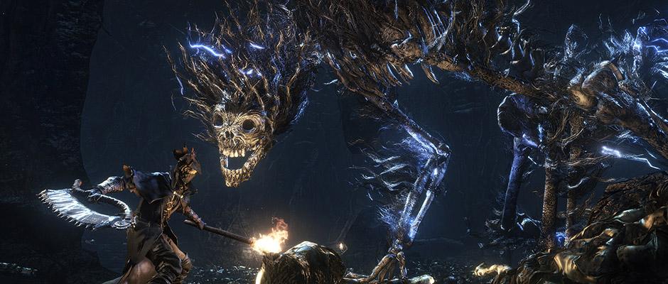Se revela la identidad de un nuevo y electrizante jefe en Bloodborne