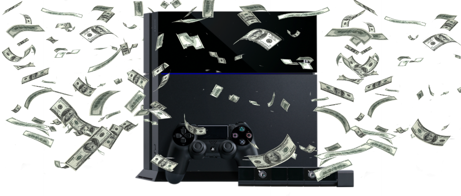 PS4_Money