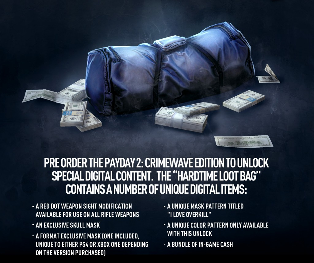 PayDay2_PreOrder