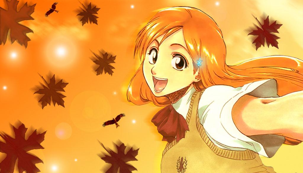 Bleach Inoue Orihime anime