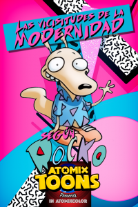 Atomix Toons La vida moderna de Rocko