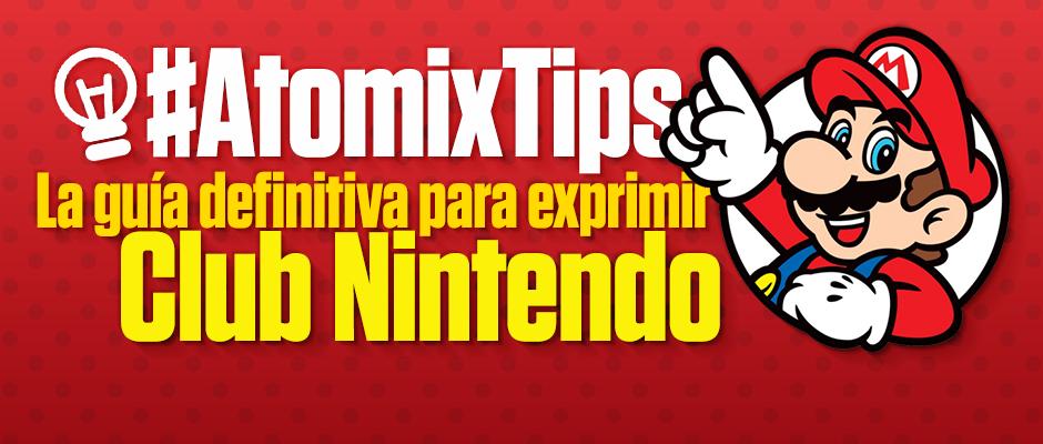 atomix_tips_guia_definitiva_club_nintendo_promocion_regalos_premios_mario