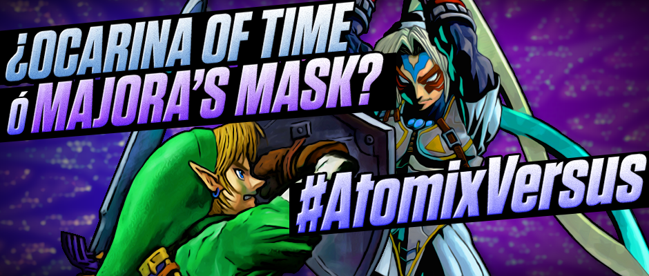 atomix_versus_banner_ocarina_of_time_o_majoras_mask_zelda_nintendo