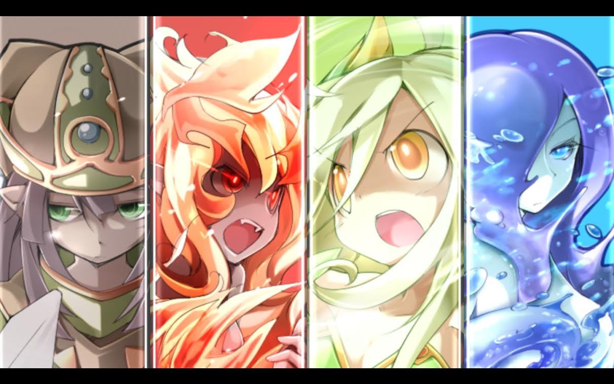 Juegos eróticos Monster Girls Quest