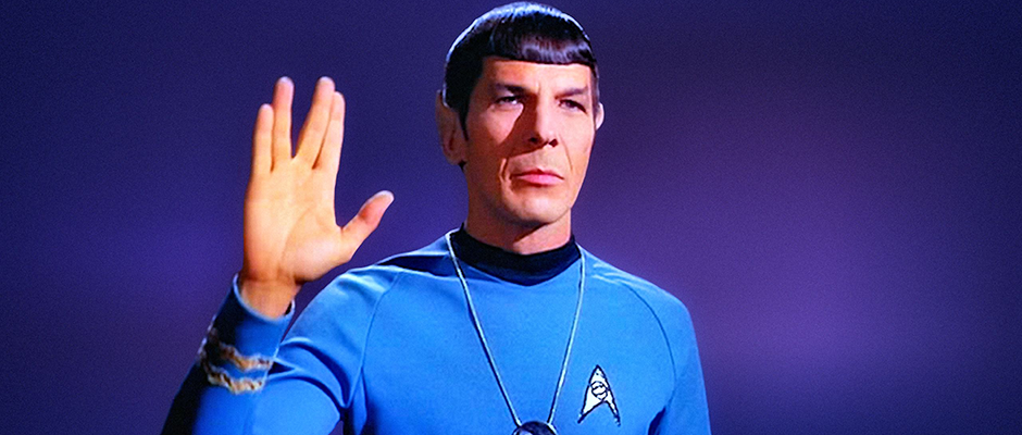 Fallece Leonard Nimoy, Mr. Spock