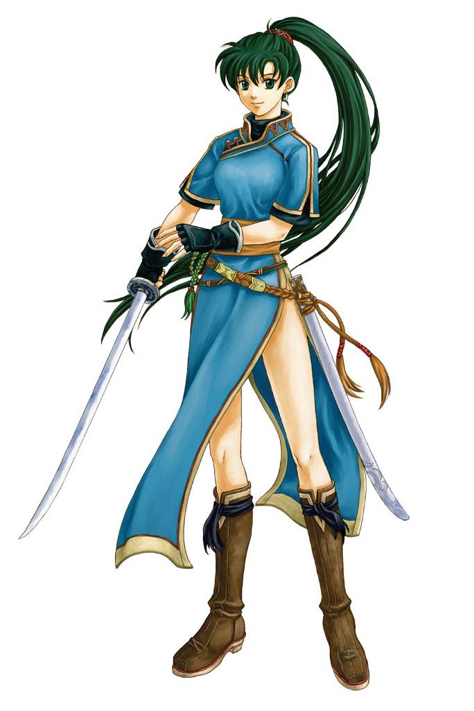 Fire-emblem-rekka-no-ken-Lyndis