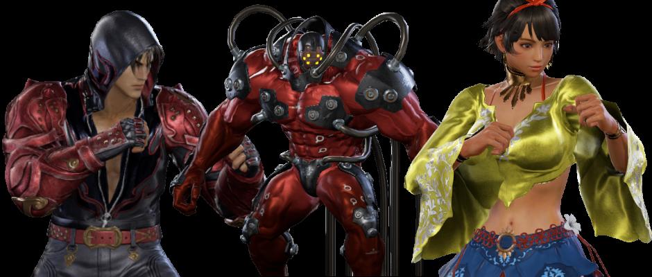 Tekken7_Models