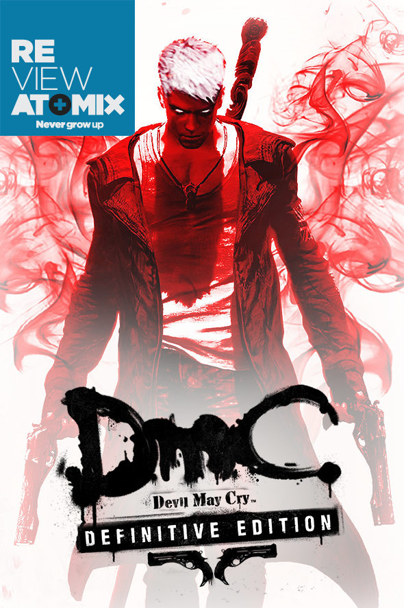 REVIEW: DMC DEVIL MAY CRY: DEFINITIVE EDITION